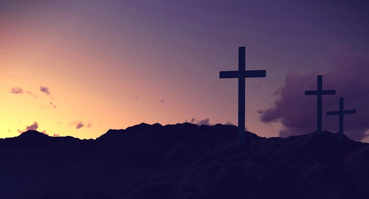十字架上的信息