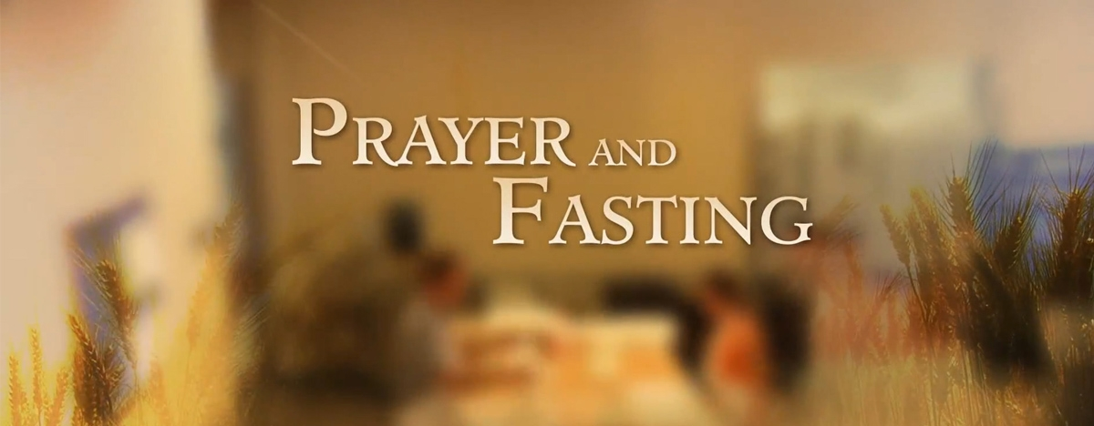 Fasting: Loving and Trusting Him