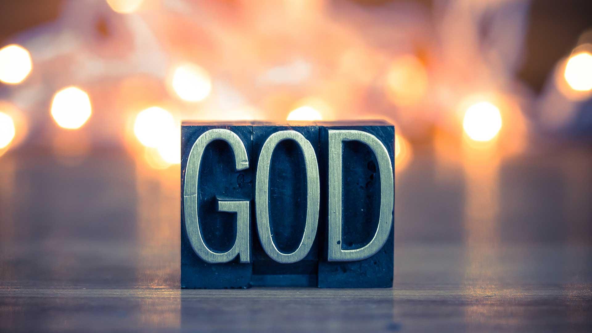 上帝:我們聖潔永恆的救贖