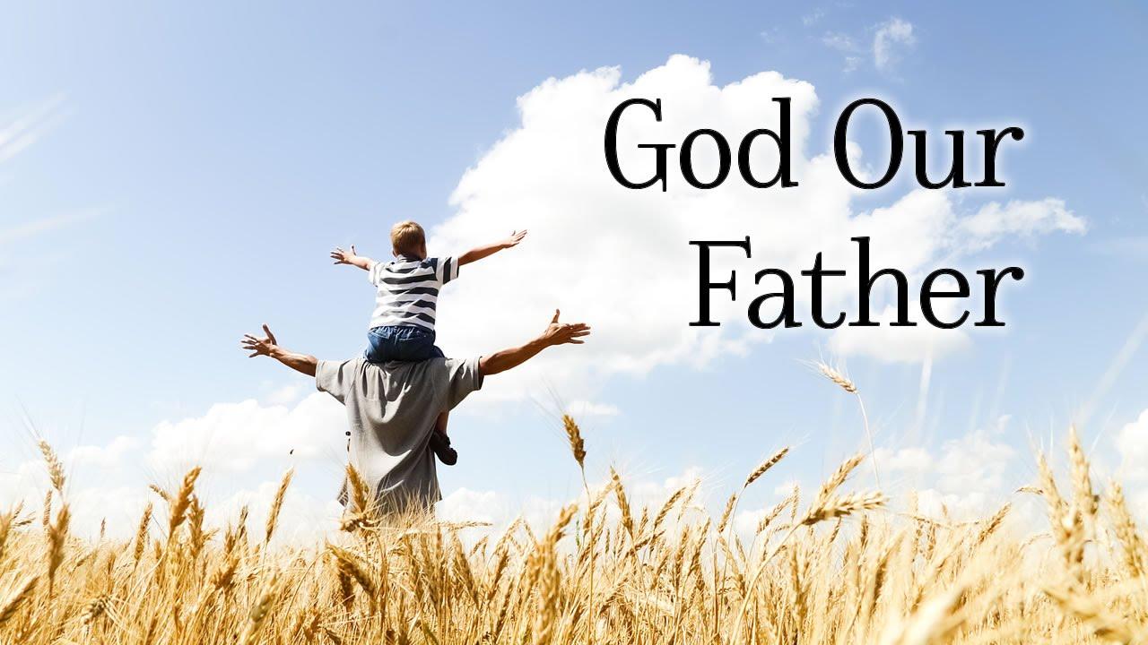 上帝,我們全能全善的父!