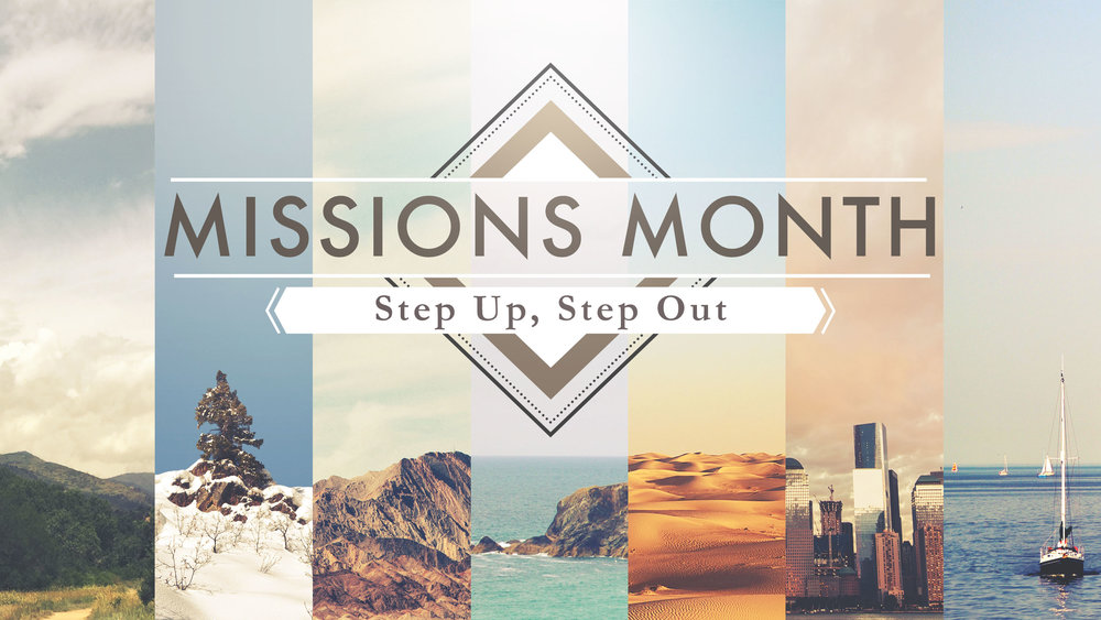 The Heart of Missions