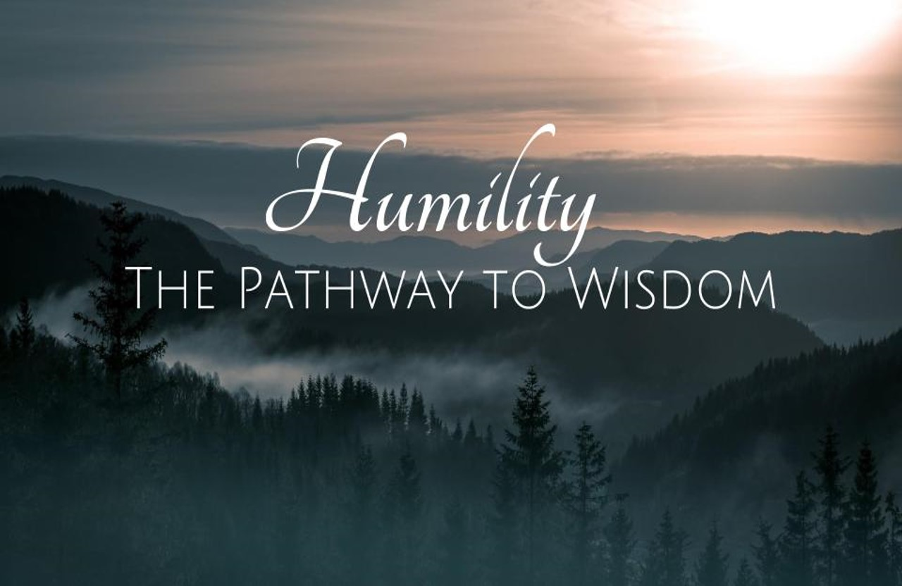 Understanding Humility (with Chinese translation)
