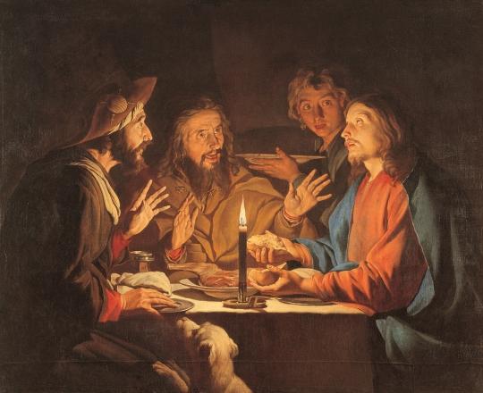 Jesus' Post-Resurrection Ministry