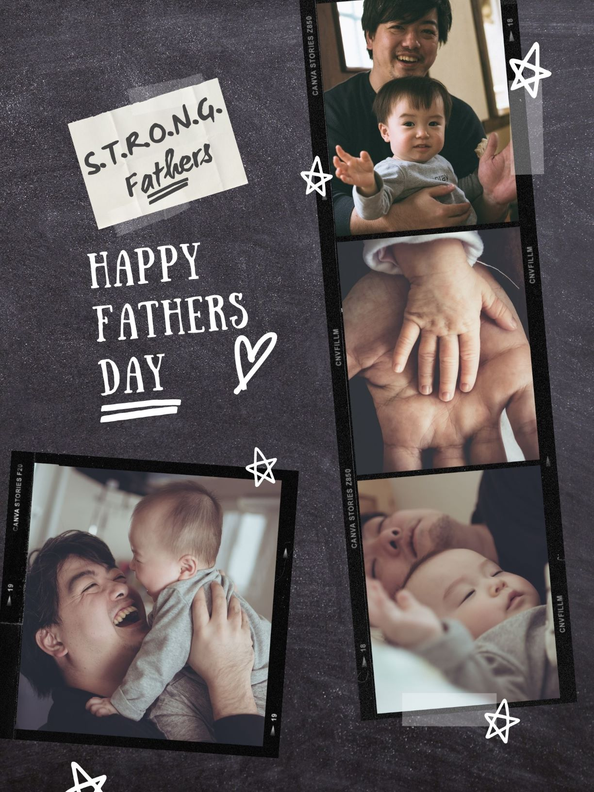 S.T.R.O.N.G Fathers